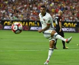 Footballer Cardona caught in racism row in S. Korea. AFP