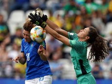 Italy brushed Jamaica aside on Friday afternoon. AFP