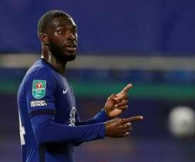 AC Milan sign Chelsea's Tomori on loan. AFP