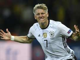 Bastian Schweinsteiger will appear in a Germany jersey for the 121st and final time in the match against Finland in Moenchengladbach