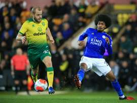 Norwich have made their staff temporarily redundant. AFP