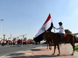 There will be significant security at the Africa Cup of Nations in Egypt. AFP