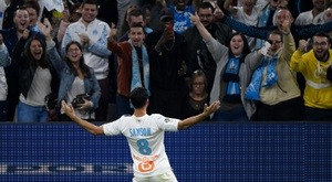 Relief for Villas-Boas as Marseille win, Depay rescues Lyon. AFP