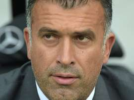 Panathinaikos have terminated the contract of coach Yannis Anastasiou, pictured on August 5, 2015