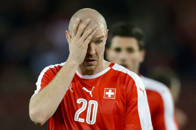 Senderos enjoyed a spell with the 'Gunners' under Wenger. AFP