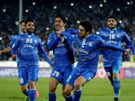 Iran's Esteghlal FC have been fined $51,000. AFP