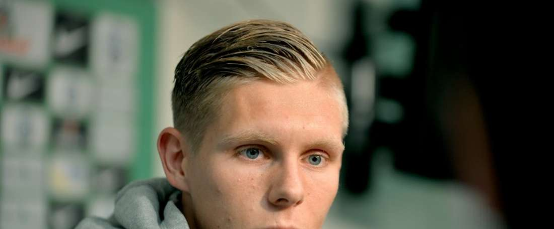 Johannsson will have to watch the tournament on TV. AFP