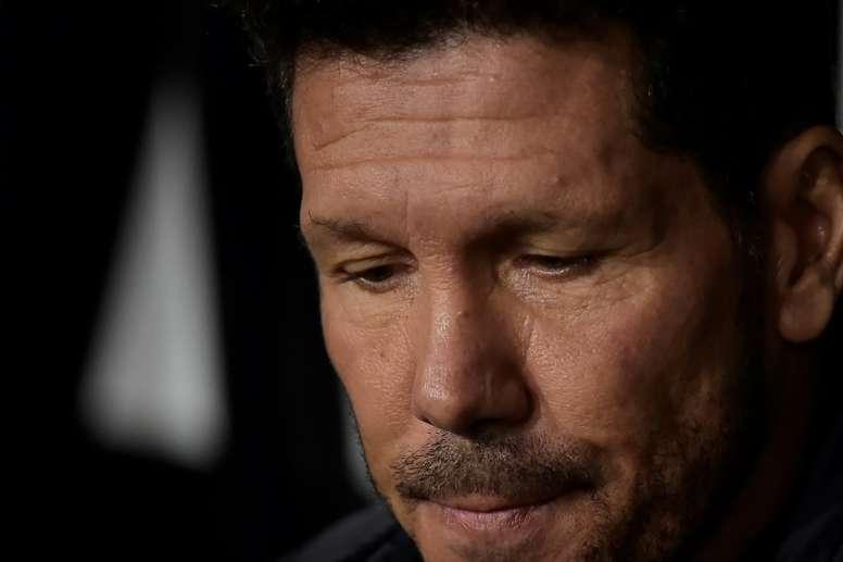 'New York Times' tacha de fútbol pobre al Atlético. AFP
