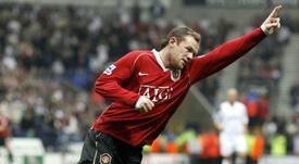 Rooney estuvo un total de 13 temporadas en el United. AFP