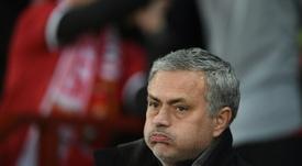 Mourinho quer mudanças e rápidas, no United. EFE