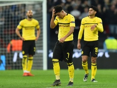 Dortmund have not defended well for weeks. AFP