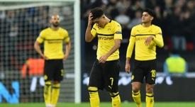 El Borussia Dortmund no piensa dejarle salir a cualquier precio. AFP