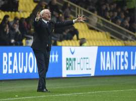 Ranieri will be looking for employment. AFP