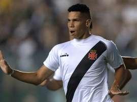 Aujourd'hui à Leverkusen, Paulinho espère répondre aux attentes placées en lui. AFP