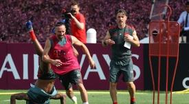 Ribery racconta la 'peggiore ingiustizia della sua carriera'. AFP