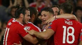 Gales empata ante Georgia. AFP