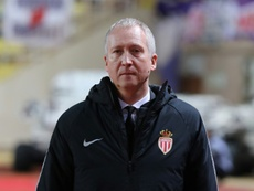 Vasilyev has reportedly been removed by Monaco's Russian owner. AFP