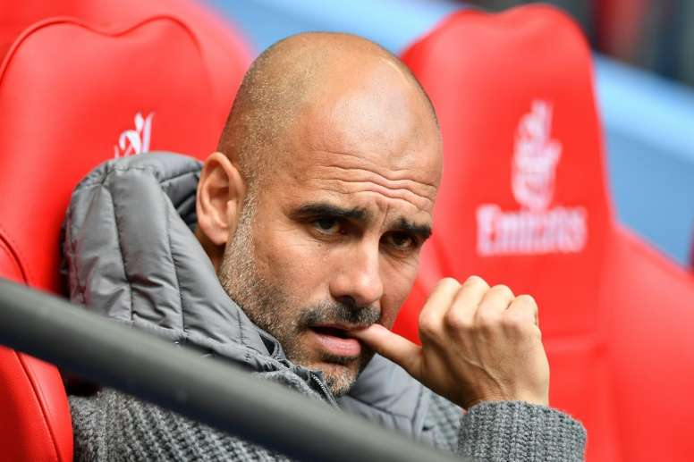 Guardiola a refusé une offre de la Juventus. AFP