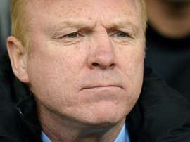 McLeish has a selection headache for the upcoming Nations League fixtures.  AFP