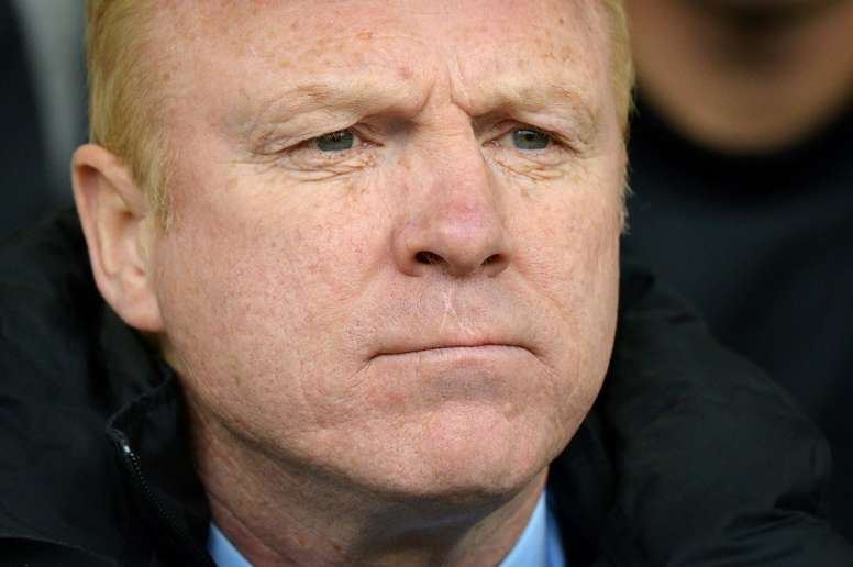 McLeish was named Scotland manager last month. AFP
