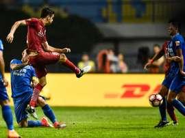 Oscar ban harming Chinese Super League title hopes, Villas-Boas fears