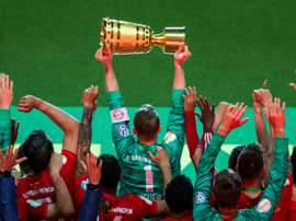 Bayern launch cup defence amid scandals in German football. AFP