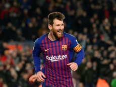 Messi revitalised Barcelona's fortunes once more. GOAL