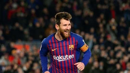 Messi revitalised Barcelona's fortunes once more. GOAL