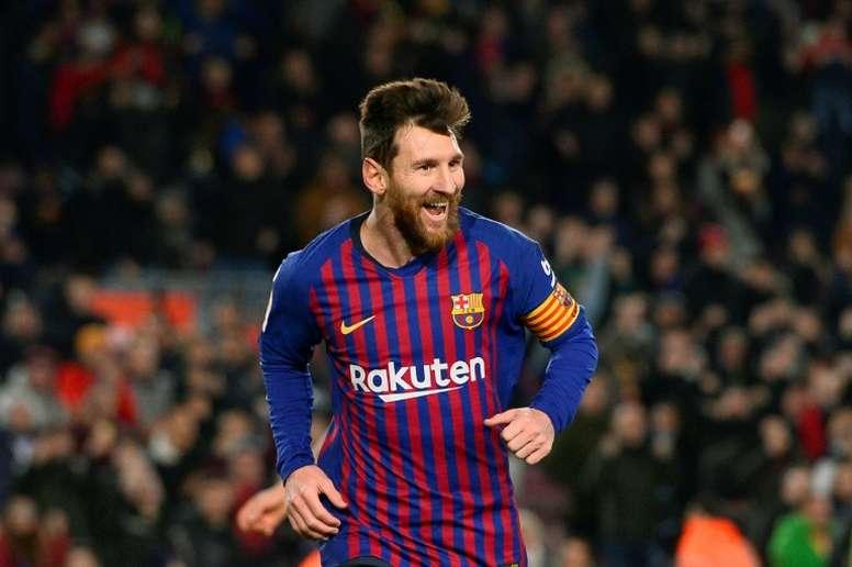 Les compos probables du match entre Barcelone et Séville. AFP