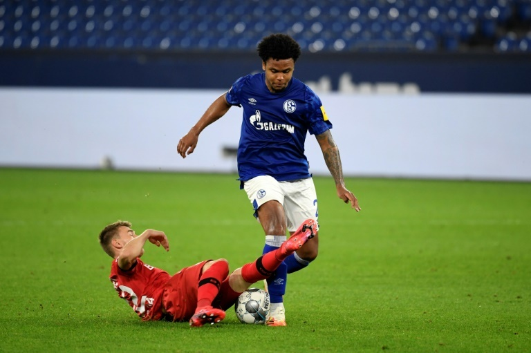 ⚪⚫ OFFICIAL: Juventus announce the signing of Weston McKennie from Schalke