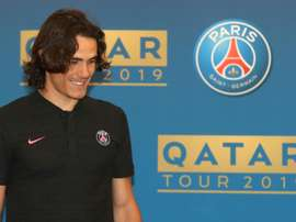 Cavani is bemused by Qatar's Copa America inclusion. GOAL