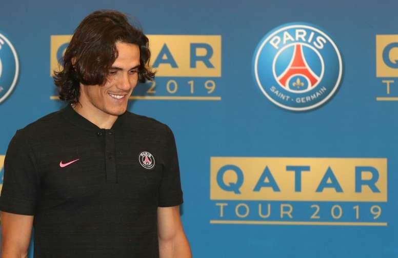 Cavani is bemused by Qatar's Copa America inclusion. GOAL