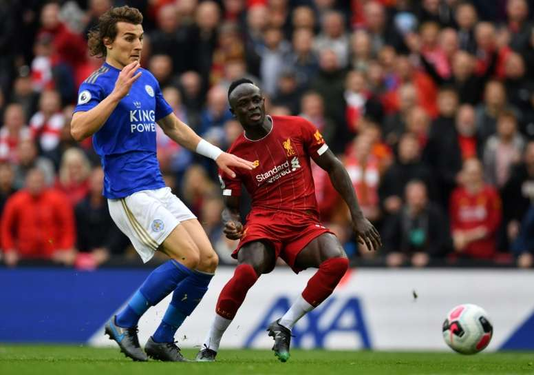 African players in Europe: Mane faces Brazil after starring for Reds. AFP