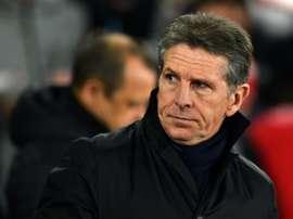 O técnico francês parece estar de saída dos 'saints'. AFP