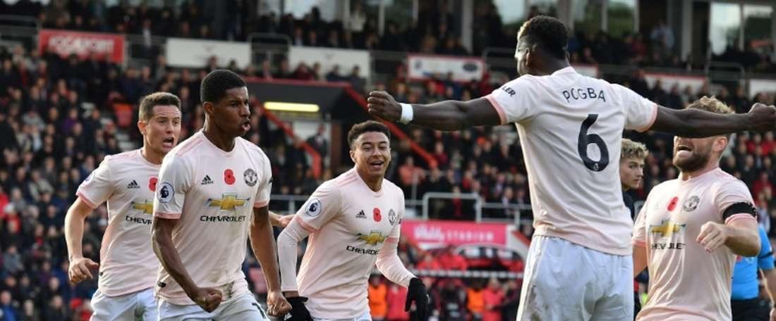 Lo United è giá al lavoro per rinforzarsi. AFP