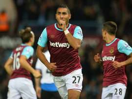 West Ham United's midfielder Dimitri Payet is reportedly wanted by Real Madrid. BeSoccer