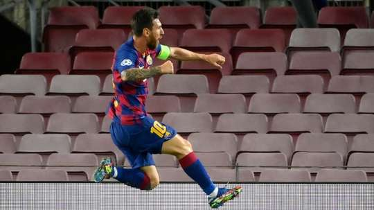 Messi's toughest task as Barcelona face up to Bayern Munich. AFP