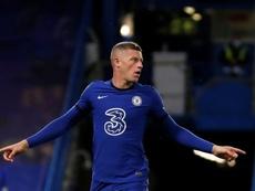 Aston Villa sign Chelsea's Barkley on loan. AFP