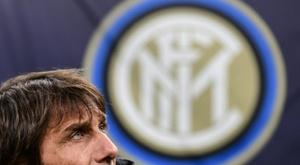 A saída de Conte pode custar muito caro. AFP
