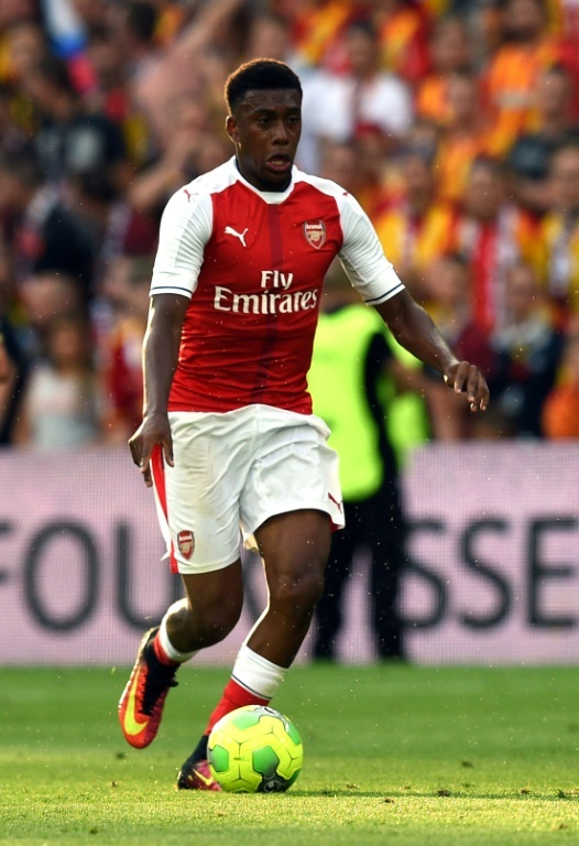Arsenal will be without forward Danny Welbeck, seen in July 2016, for the match against Bournemouth due to knee injuries