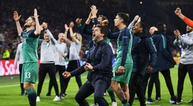 Time ticking for Pochettino's Tottenham to prove they are winners. AFP