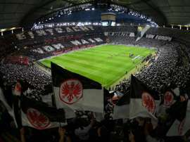 Eintracht Frankfurt are set to take over neighbouring womens club 1. FFC Frankfurt. AFP