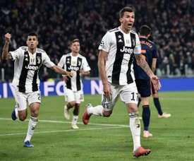 Espera-se uma revolução na Juventus de Massimiliano Allegri. AFP