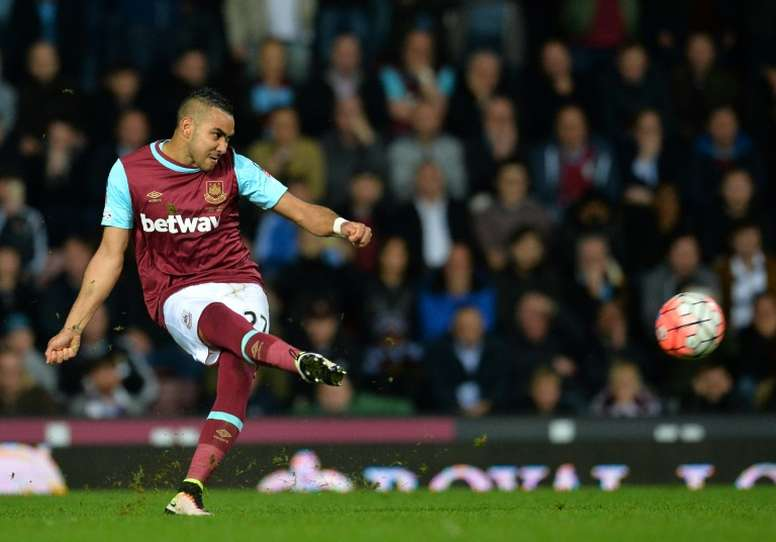 Payet is hoping to leave West Ham in the January transfer window. AFP