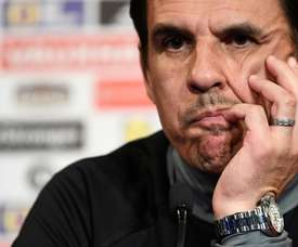 Chris Coleman is having a rough time at Hebei China Fortune. AFP