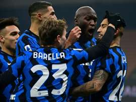 Inter Milan to change name and badge. AFP