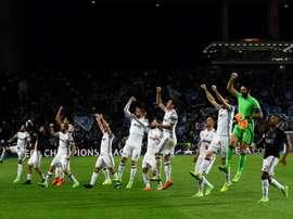 La Juve venció claramente un partido que se antojaba algo más apretado. AFP
