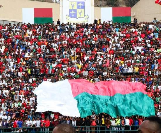 Madagascar ha dado una de las primeras sorpresas de la Copa África. AFP/Archivo