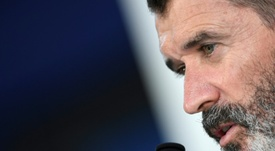 Keane is in the running for the Azerbaijan job. AFP