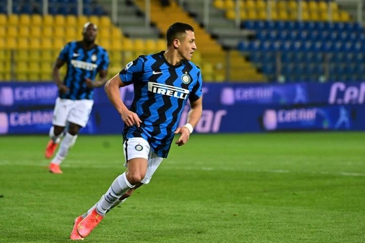 Le formazioni ufficiali di Inter-Sampdoria. AFP